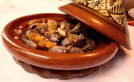 Beef Tajine